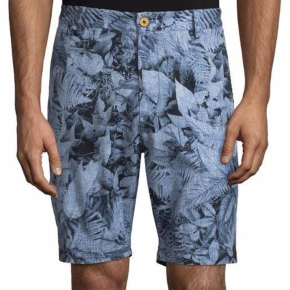 e710ac55ad Robert Graham Shorts | Indonesia Blue Tropical 34 | Poshmark